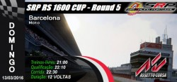 RS1600 Cup - Round 5